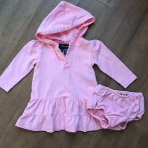 ✨5️⃣for $🔟✨ Ralph Lauren dress with bloomers